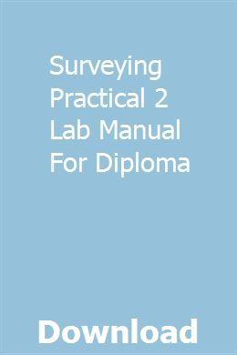 Surveying 2 lab manual pdf jntu