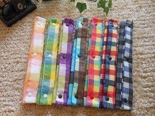 選べる 水筒の肩ひもカバー 1本 子どもエプロン カバー 裁縫のコツ