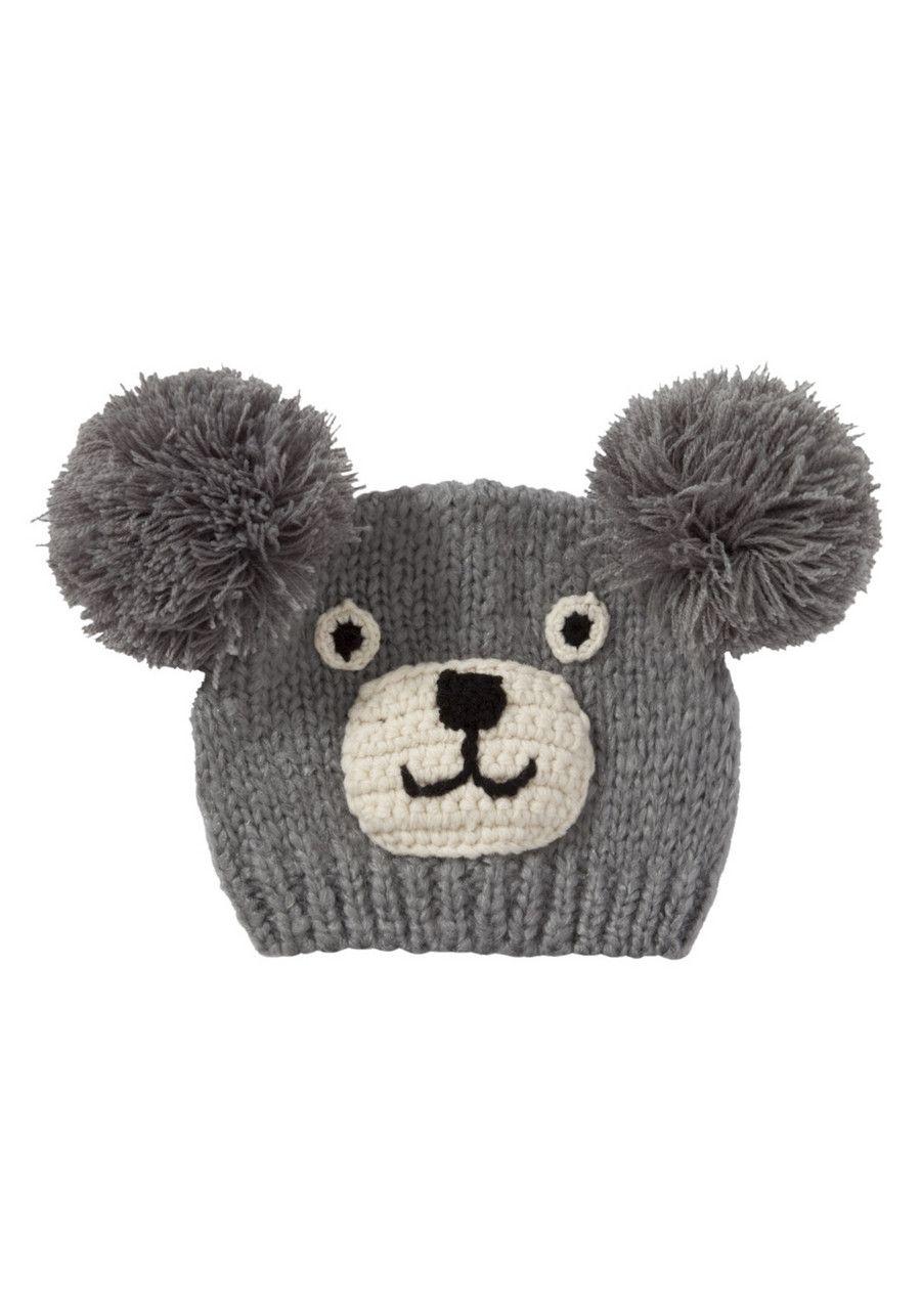 F F Bear Pom Pom Hat Tesco £5  6fdad7da73a