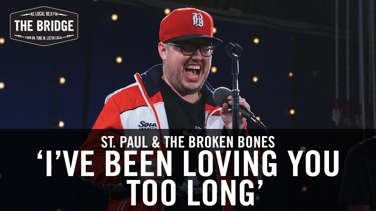 St Paul The Broken Bones I Ve Been Loving You Otis Redding The Bridge 909 In Studio Broken Bone Love You Otis Redding