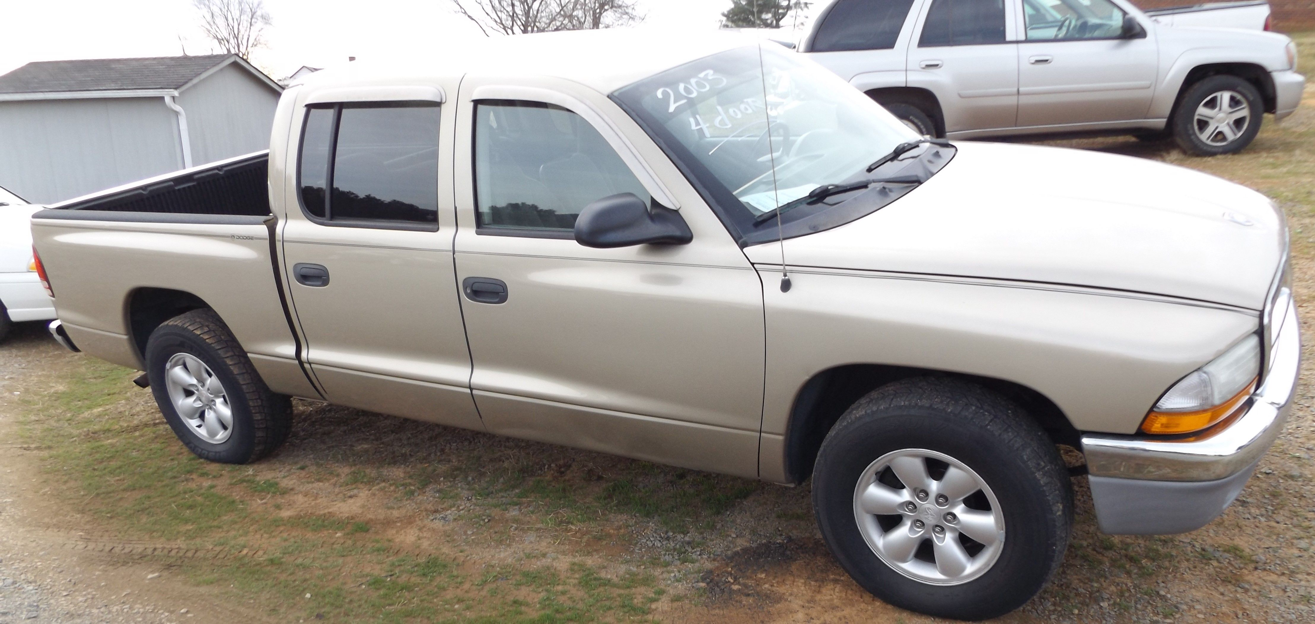2003 Dodge Dakota SLT, 4-Door