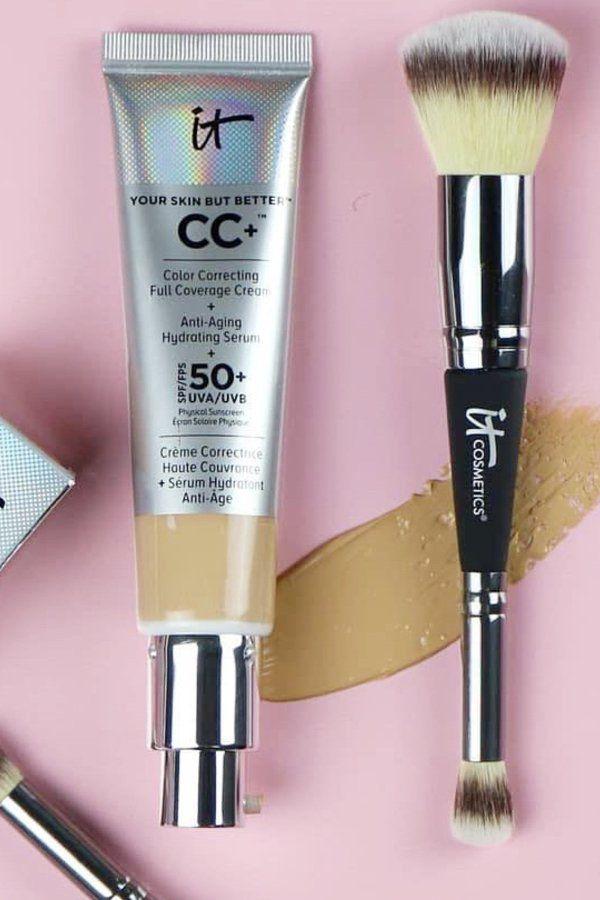¡Piel perfecta para todos! Nuestra marca favorita IT Cosmetics ahora también está disponible en Alemania