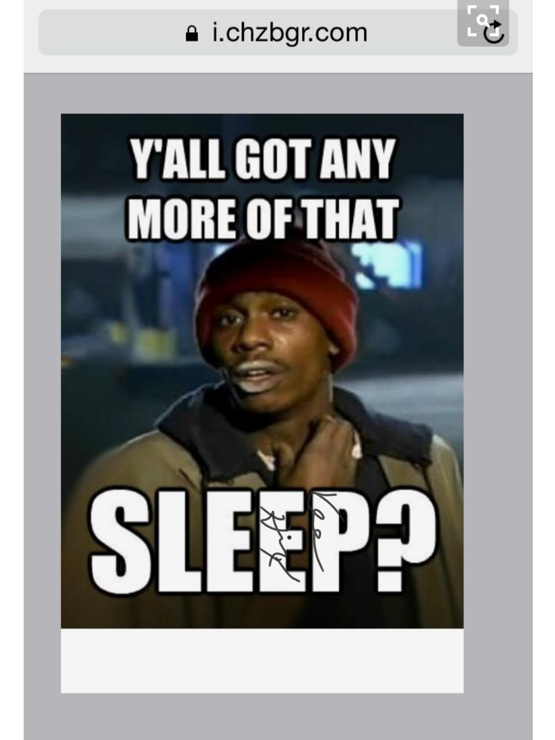I Created This Meme To Express My Angst Of Insomnia I Love Dave Chappelles Comedic Genius