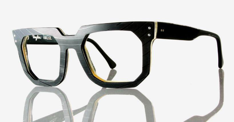 Vinylize Produces Eyewear From Unwanted Vinyl Records Vinyl Records Eyewear Stylish Eyeglasses