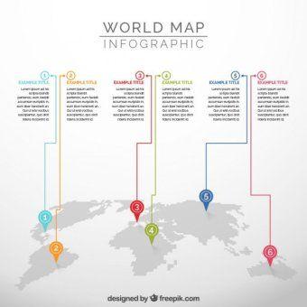 Resultado de imagem para free vector stylized world maps maps resultado de imagem para free vector stylized world maps gumiabroncs Gallery