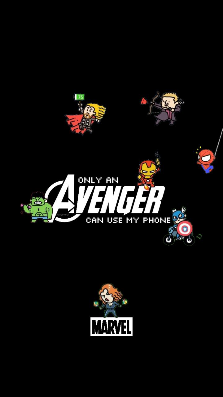 Avengers | Tumblr uploaded by @MarvelousGirl94