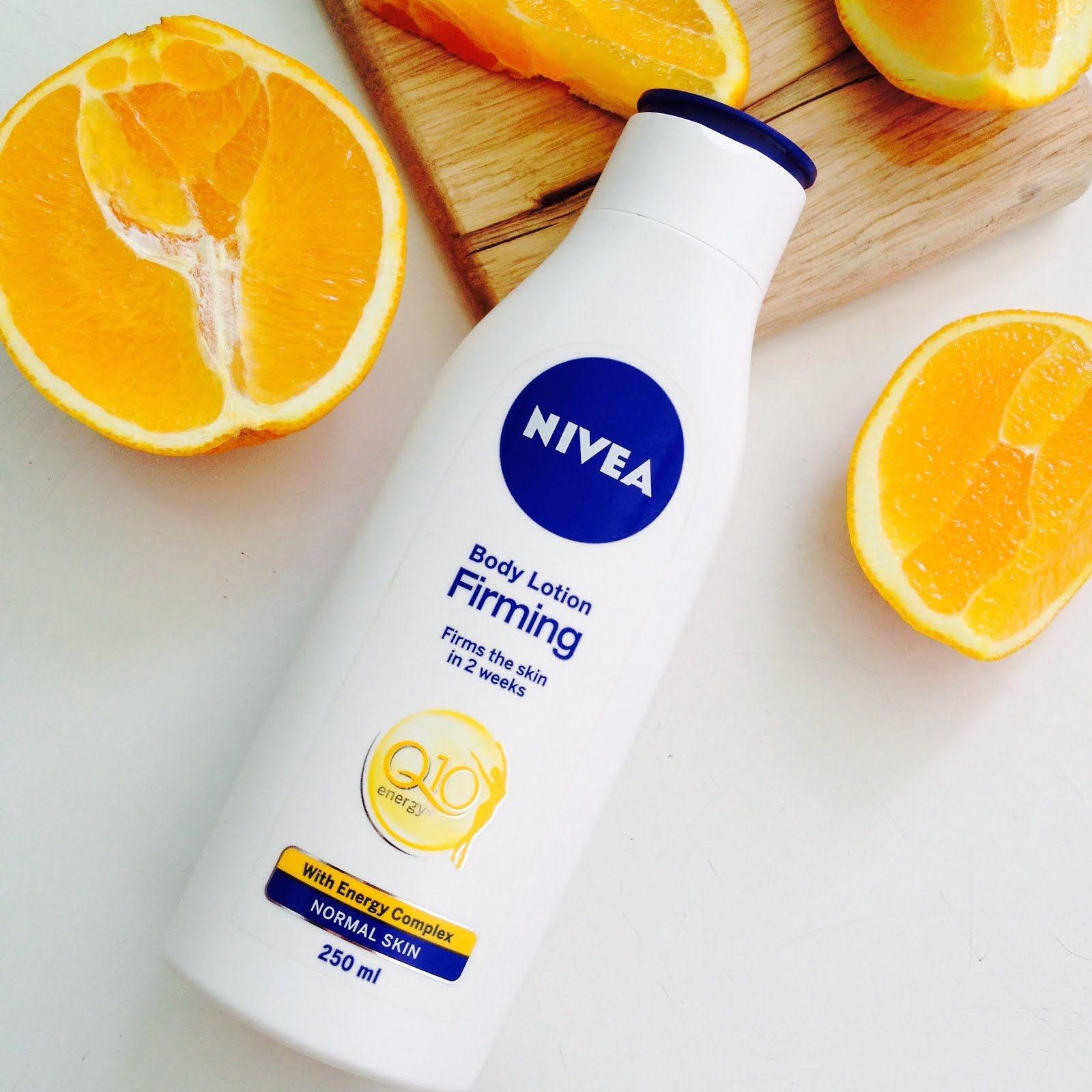 Nivea firming body lotion review Lotion, Body lotion, Nivea