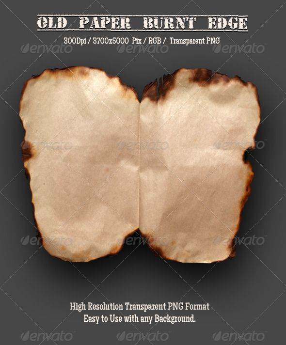 burnt old paper 2 graphicriver burnt old paper this item is