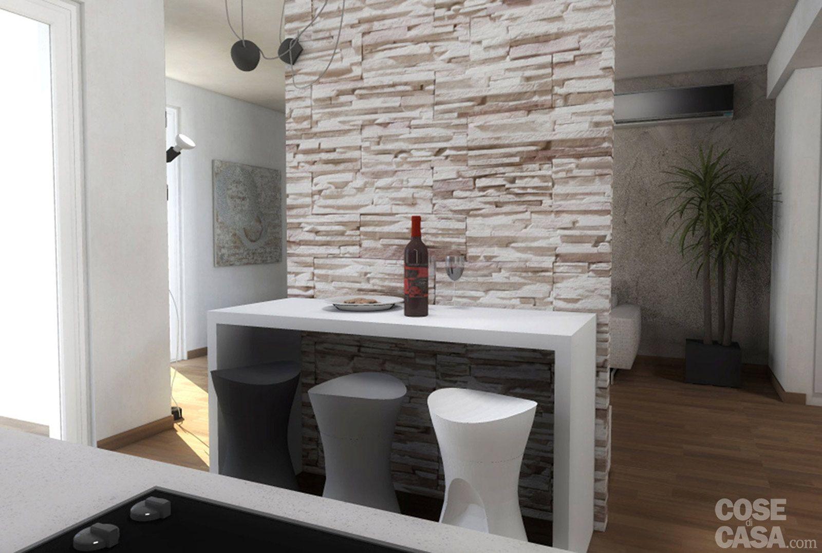 pareti divisorie per soggiorno cucina: tiarch.com muri di vetro. - Pannelli Divisori Cucina Soggiorno 2