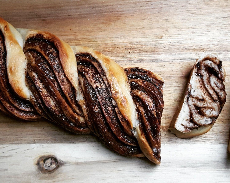 Braided Nutella Bread | Recipe | Nutella bread, Braided ...