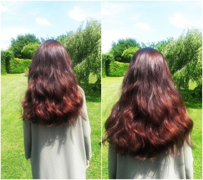 Coloration cheveux naturelle plantes