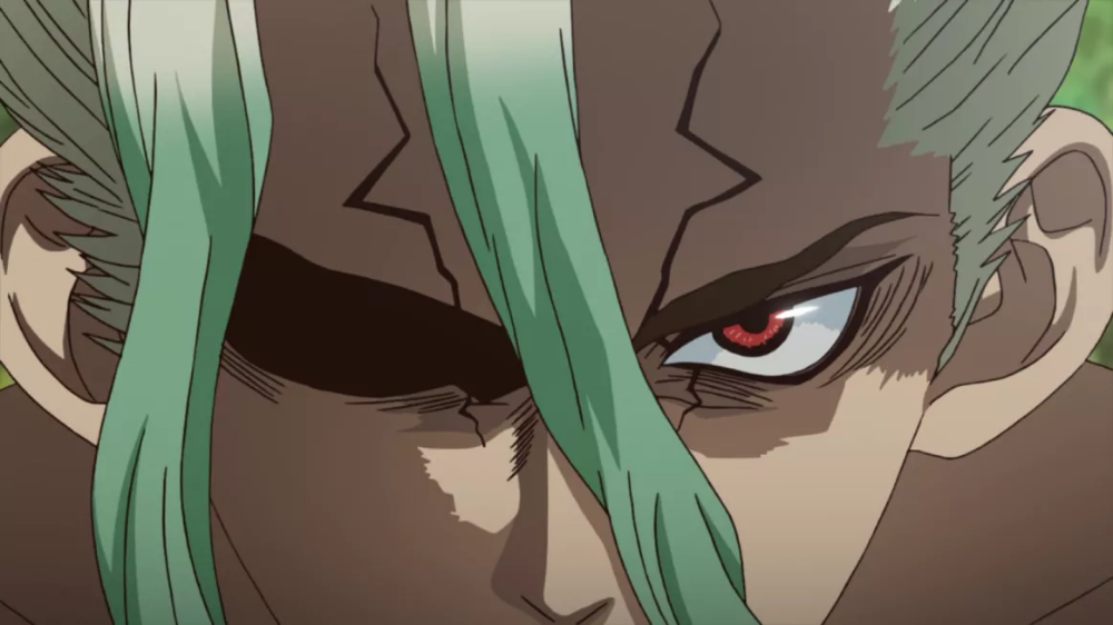 Dr. Stone Episode 5 The Legend of the Shiny Monkey