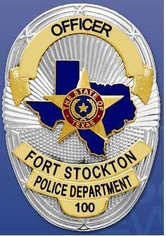 Fort Stockton Pd Tx Fort Stockton Police Texas Department