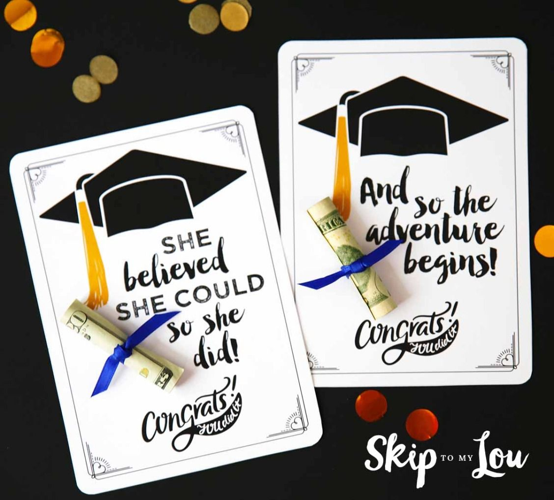 Download These Free Graduation Cards With Positive Quotes