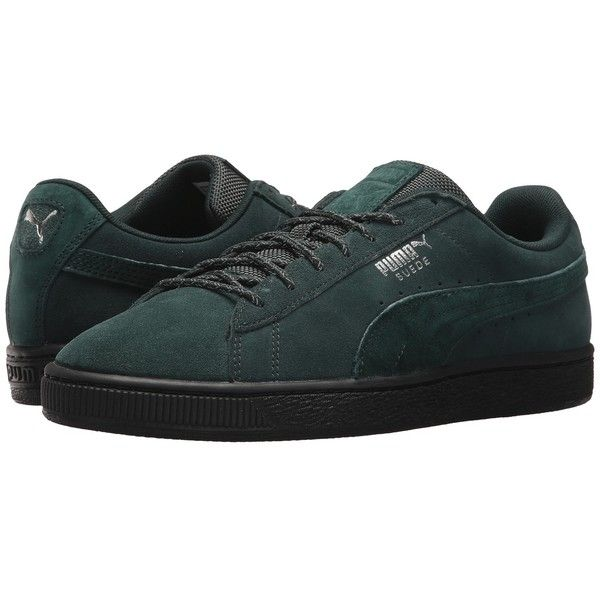 are puma suede shoes waterproof