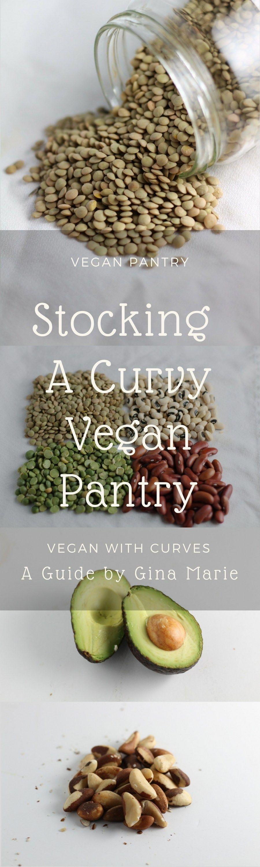 CURVY VEGAN PANTRY STAPLES Vegan pantry, Calorie dense