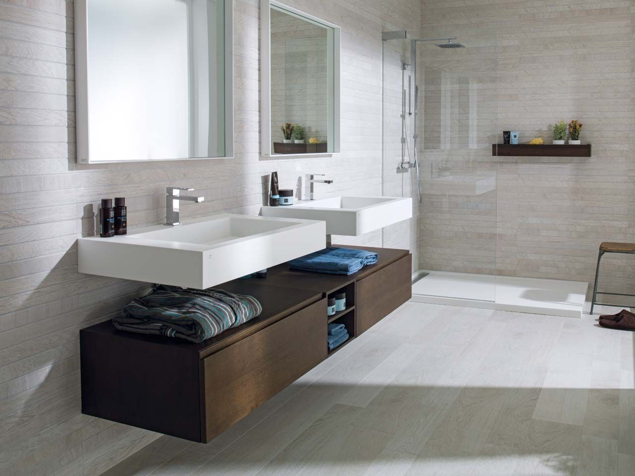 krion collections de salles de bains ras salle de bain. Black Bedroom Furniture Sets. Home Design Ideas