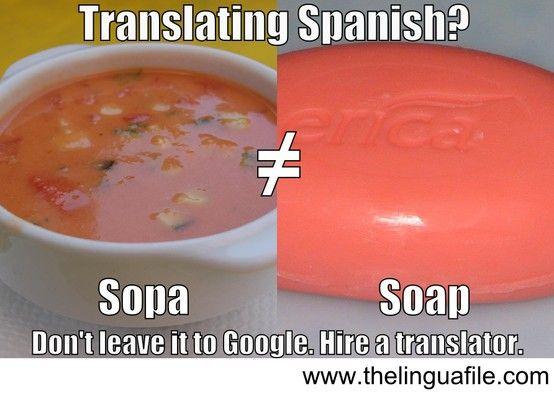 Translating Spanish?
