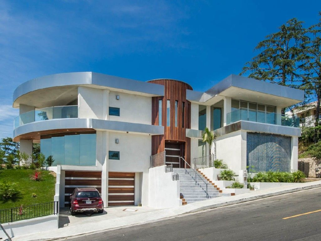 hollywood estate rental modern architectural masterpiece with incredible views homeaway. Black Bedroom Furniture Sets. Home Design Ideas