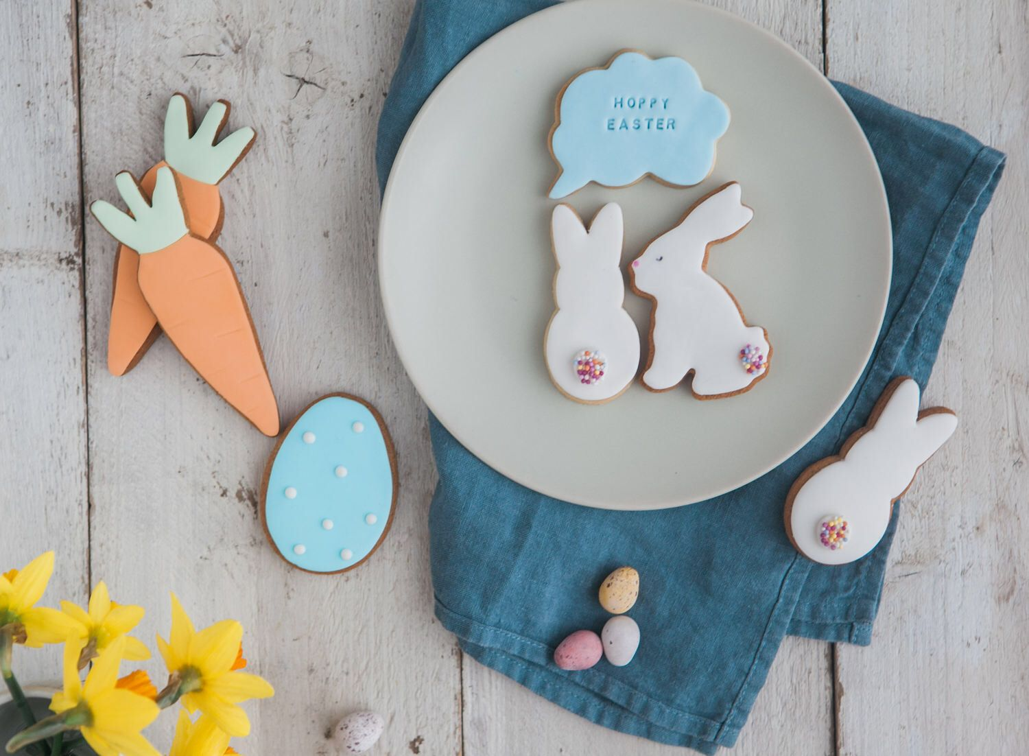 Hoppy easter biscuit gift set bunny biscuits easter cookies hoppy easter biscuit gift set bunny biscuits easter cookies novelty easter biscuit gifts negle