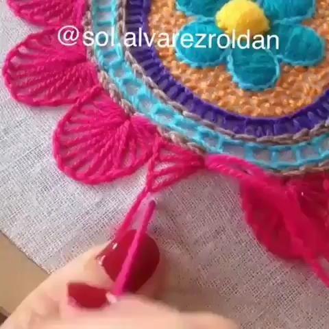 Gráfico Incrível de Crochê! – ••Strickt Sticken••