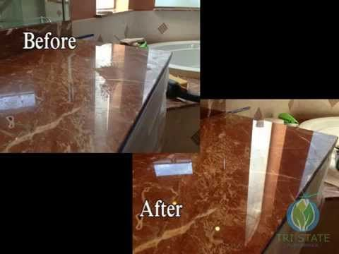 Repair Chipped Granite Countertop In Wayne Granite Is Bound To Be Scratched Moreov Countertop Repair Granite Countertop Repair Caring For Granite Countertops