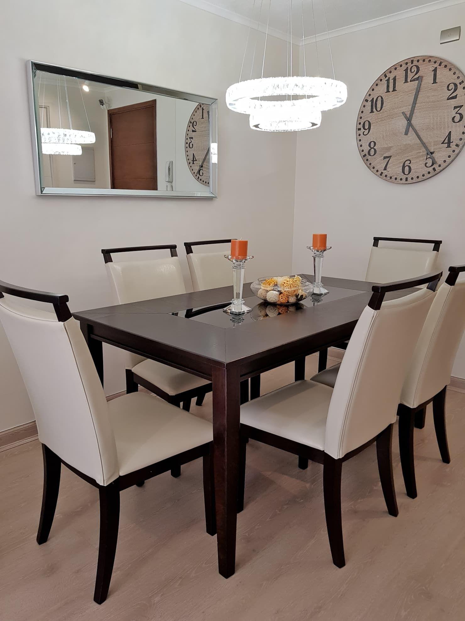 Living comedor 28 m2 comedores de estilo moderno de oscar ...
