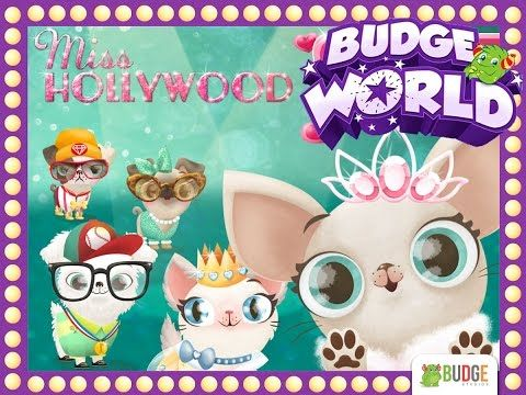 Miss Hollywood Fun Food Cooking, Dress Up Games Budge