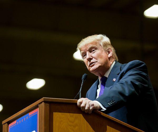 Image: Trump Spent Zero Money on Ads in Super Tuesday States