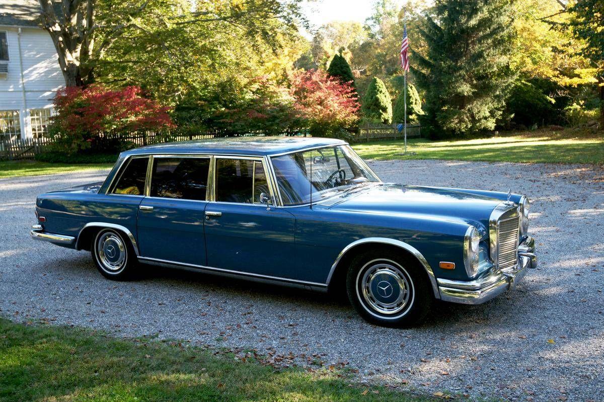 1965 Mercedes Benz 600 Short Wheelbase Sedan Mercedes Benz