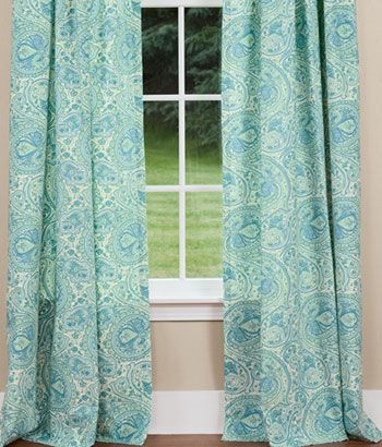 Green Curtains blue and green curtains : 17 Best images about beach house job on Pinterest | Bristol ...