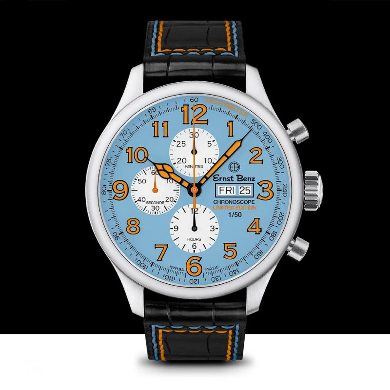 Ernst Benz LIMITED EDITION CHRONORACER