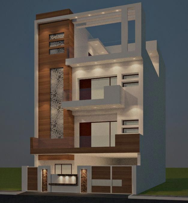 Building  house elevation designer in delhi ncr gurgaon faridabad also best design images rh pinterest