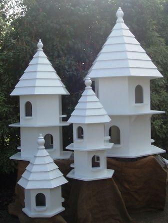 Dovecotes - 4 sizes | Dovecotes | Pinterest | Birdhouse, Bird houses ...