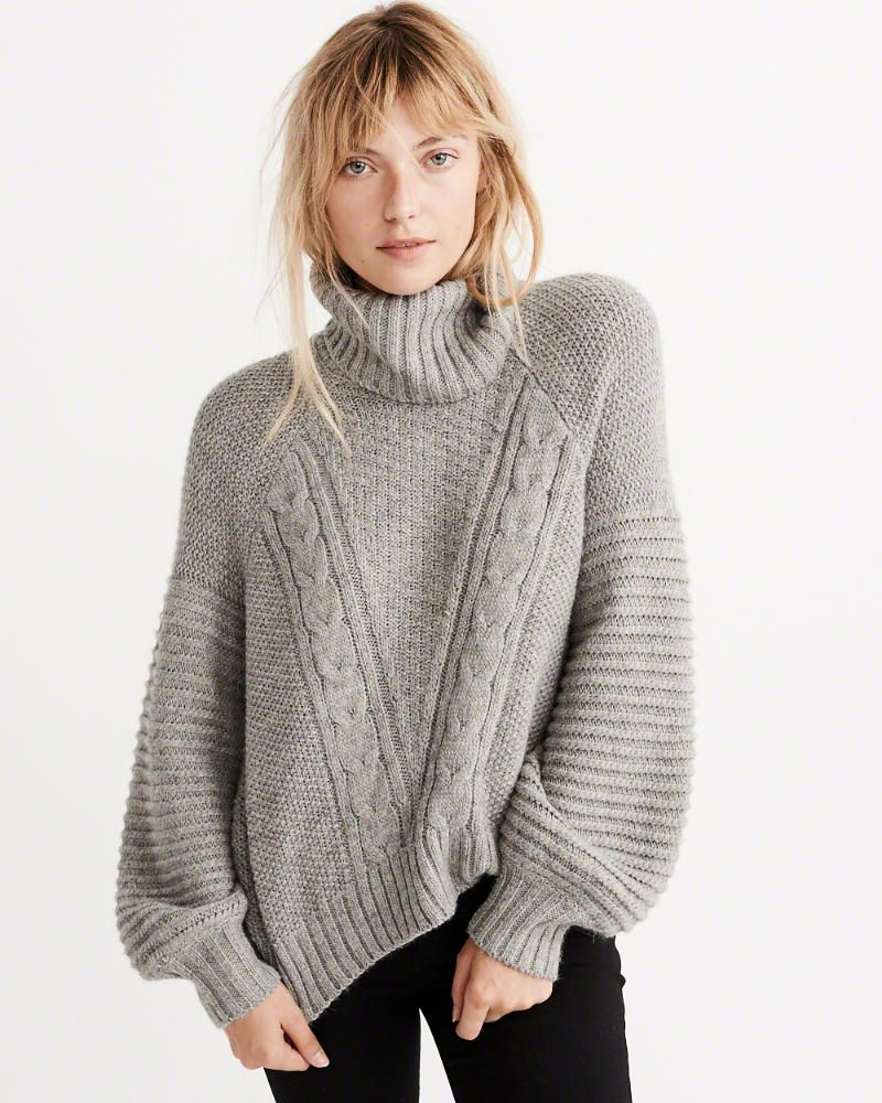 Linen Blend Cardigan | Cable, Winter and Knitwear