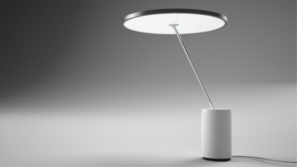 Sisifo For Artemide Scott Wilson S New Hybrid Luminaire For Artemide Challenges This Convention With A New Typology Of Light Lamp Design Concrete Lamp Lamp
