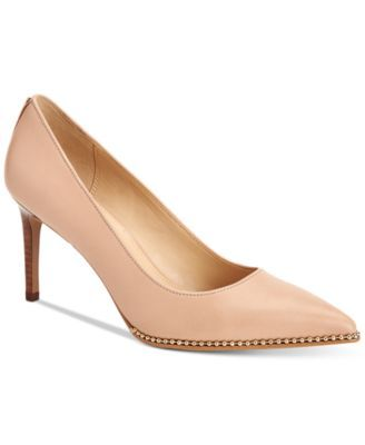 d362539254e3 COACH Vonna Pointed-Toe Pumps