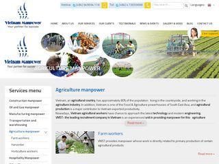 Agriculture Manpower from Vietnam | VMST - Vietnam Manpower Service