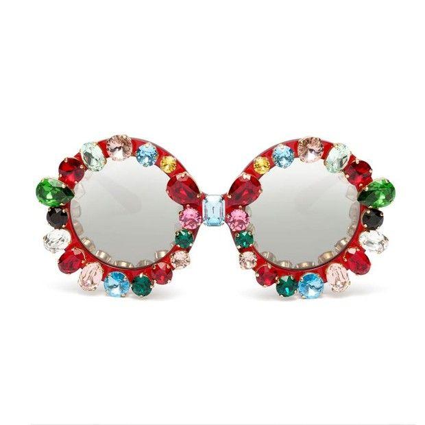 Novos óculos da Dolce