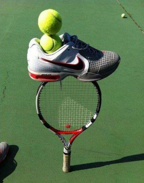 Equilibrio Con Material De Jugar Al Tenis Imagenes De Tenis Jugar Al Tenis Tenis