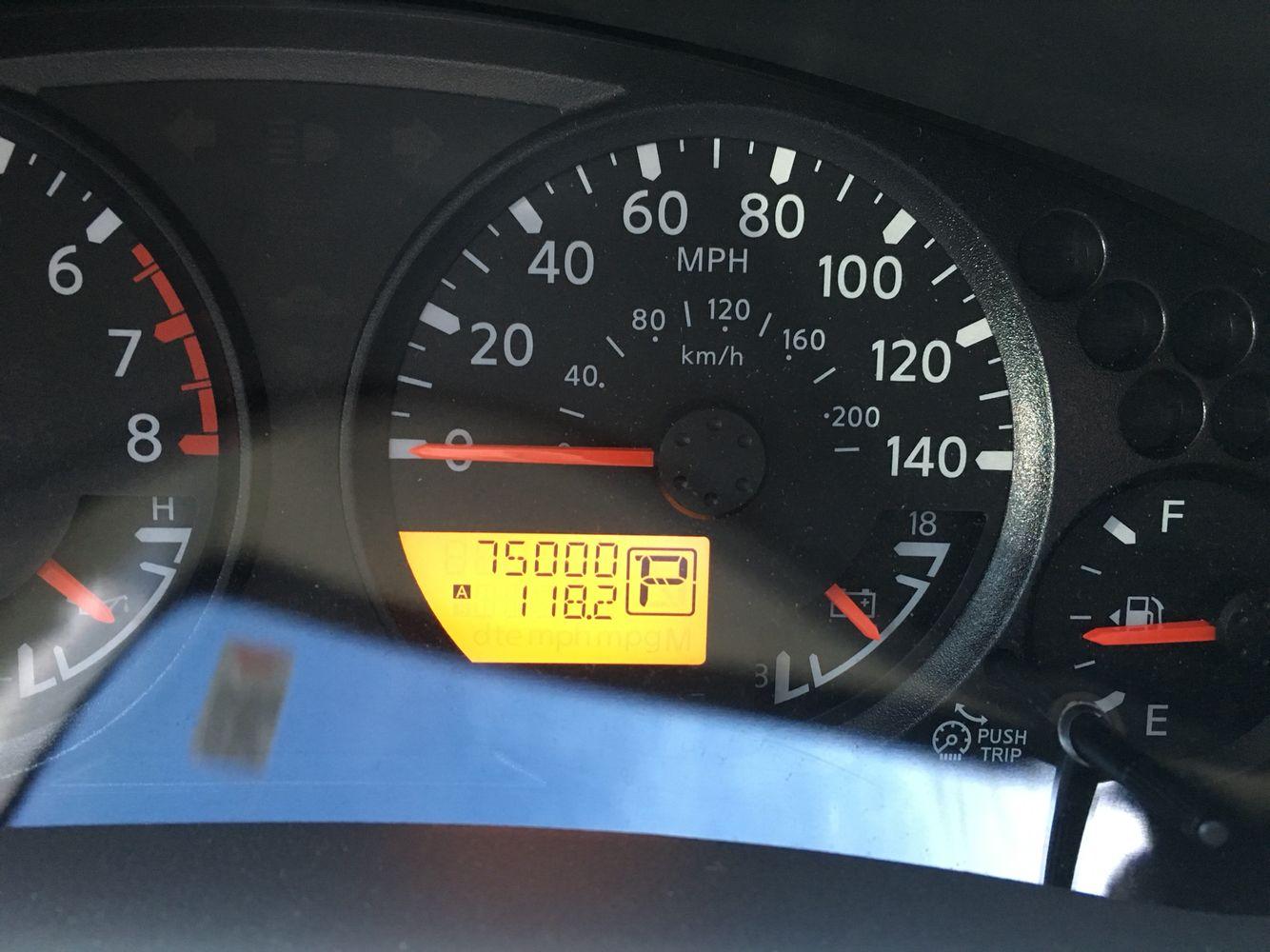 75,000 miles  - 19152968