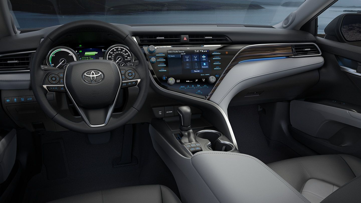 View Toyota Camry Interior And Exterior Photos And Get Ready To