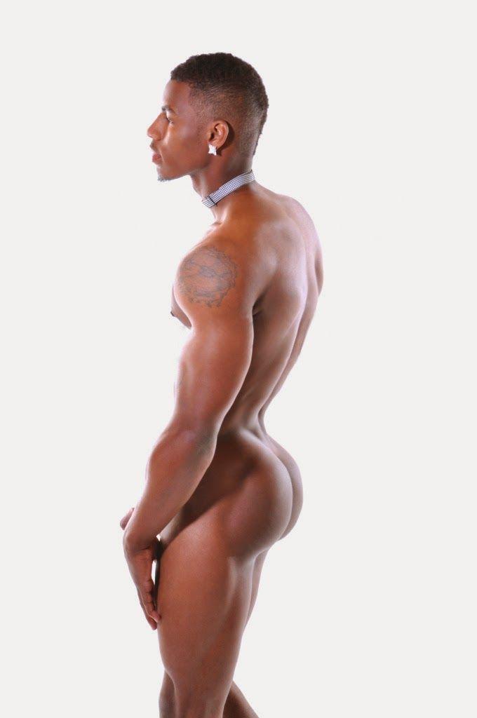 Gay black men booty