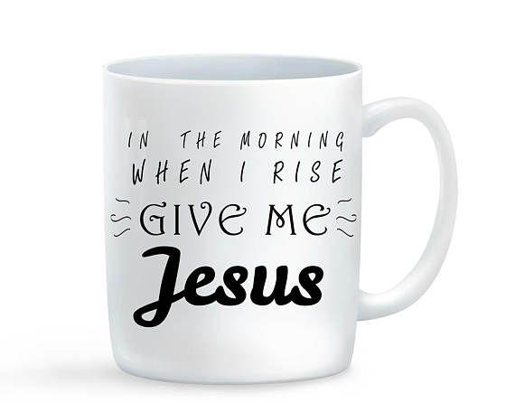 Jesus mug religious mugs faith coffee mugs inspirational coffee jesus mug religious mugs faith coffee mugs inspirational coffee mugs easter gifts negle Gallery