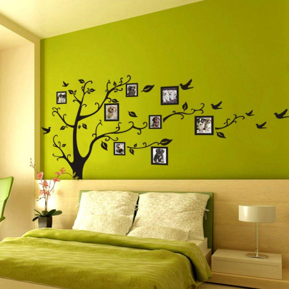USA Tree Removable Decal Room Wall Sticker Vinyl Art Hot DIY Decor ...