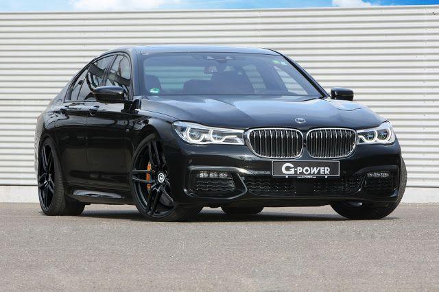 2017 G Power Bmw 750d 2017 Gpower Bmw 750d Luxury Tuning