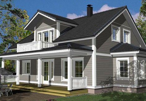 Znalezione obrazy dla zapytania scandinavian house classic outside elewacje dom pinterest timber also pytania