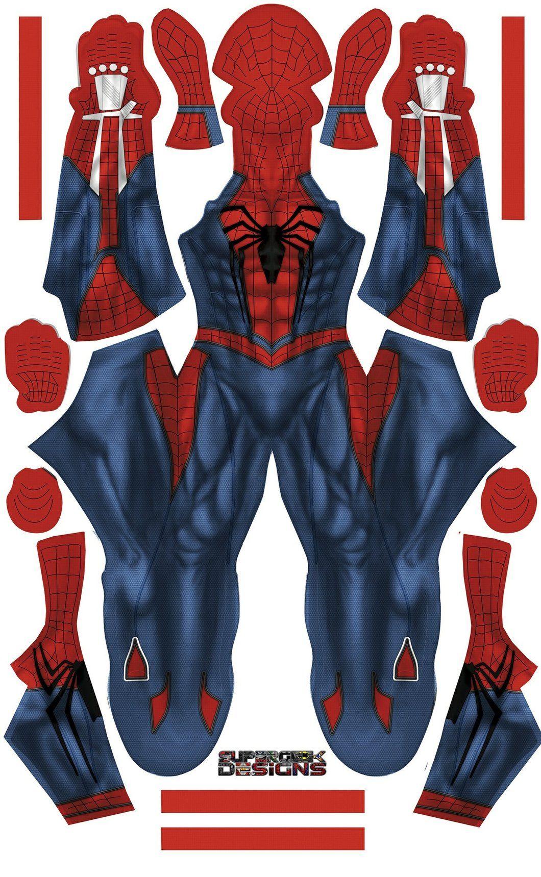 Spider-Man - PS4 Insomnia Game (Black Parts)   Marvel