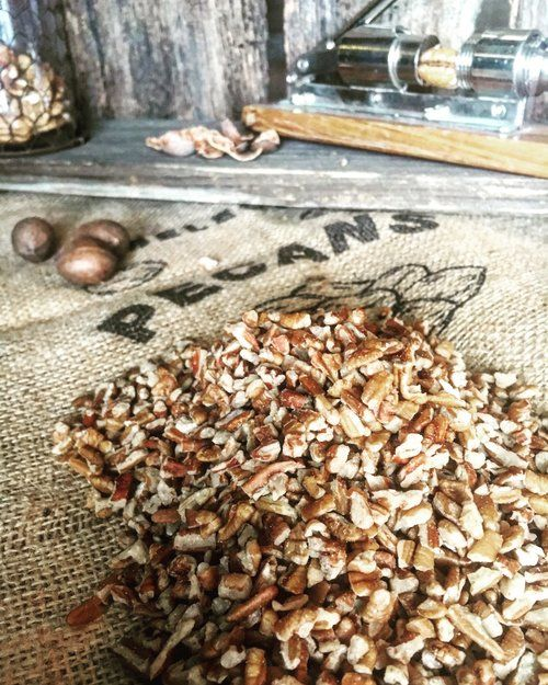 Small Pecan Pieces, $9.35 Per Pound Raw, Fresh