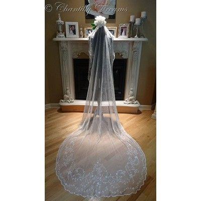 Chantilly Dreams ~ Offering Exquisite Antique And Vintage Lace Including  Antique Lace Aparel, Bridal Veils